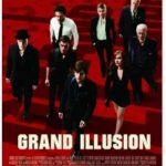 映画「グランド・イリュージョン」頭を使う必要なし。豪華なキャストがもったいない…